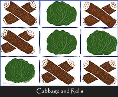 Cabbages and Rolls