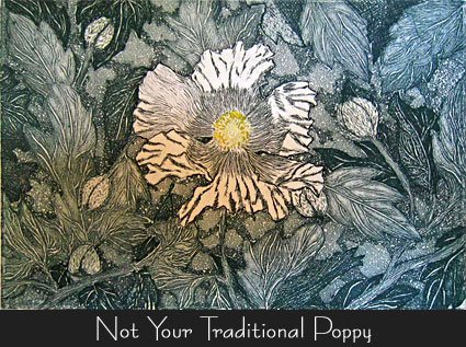 Not Your Traditional Poppy